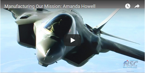 Manufacturing Our Mission: Amanda Howell