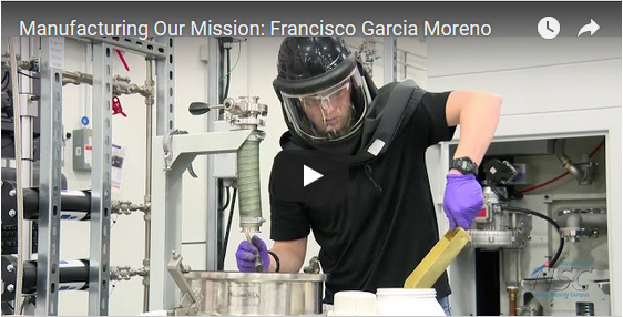 Manufacturing Our Mission: Francisco Garcia Moreno