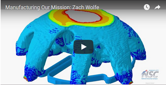 Manufacturing Our Mission: Zach Wolfe